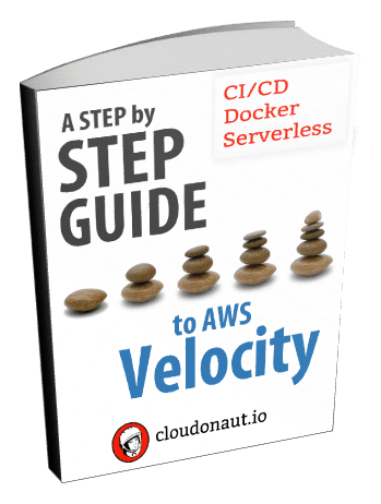 AWS Velocity Series: Running your application