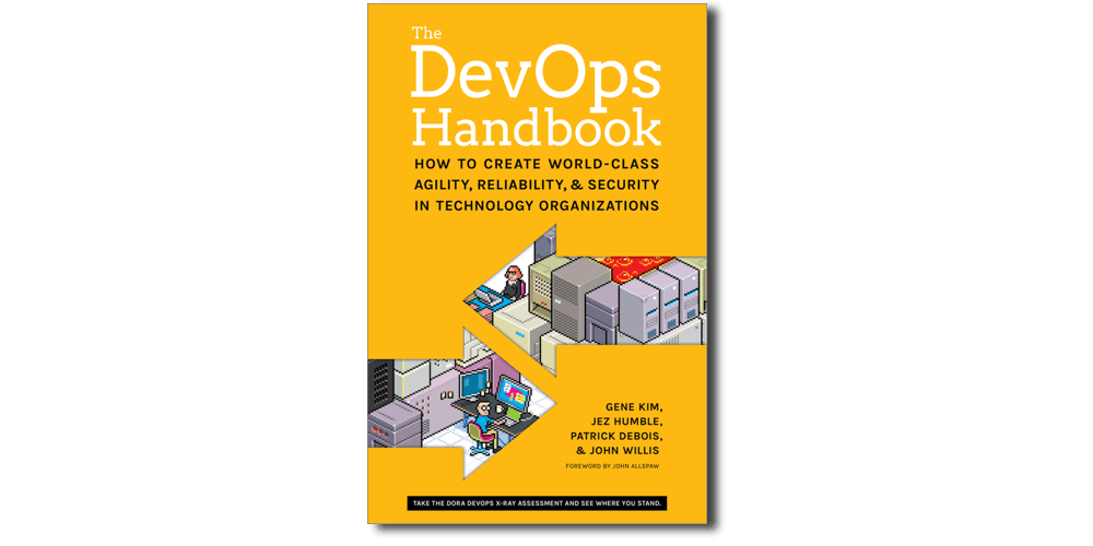 Book review: The DevOps Handbook