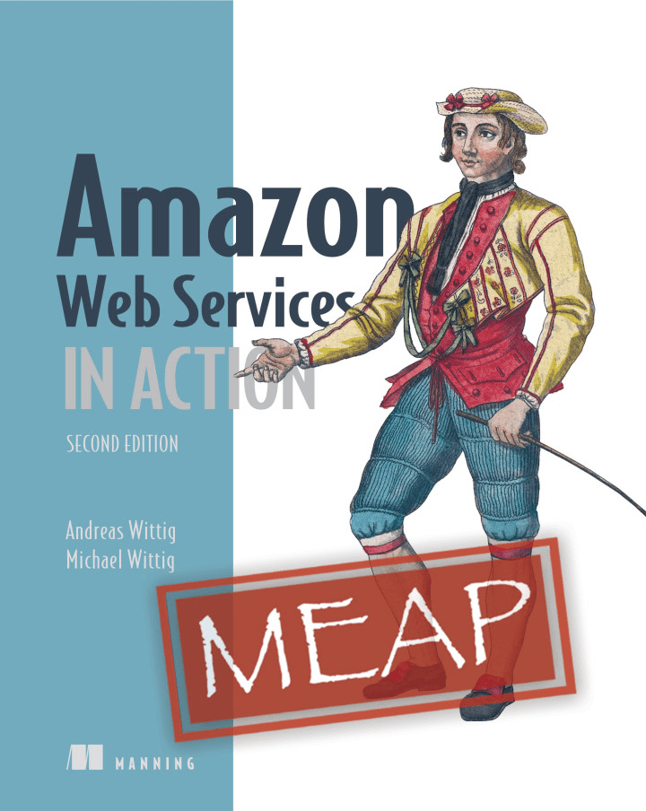 Amazon Web Services in Action Second Edition is in the works