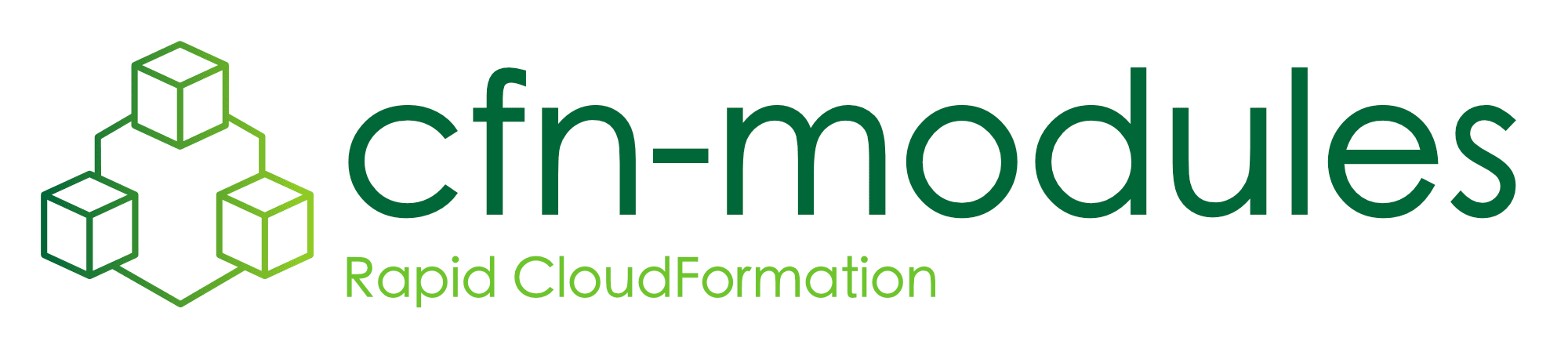 Rapid CloudFormation: cfn-modules